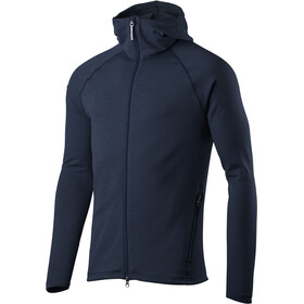 Houdini Outright Houdi Fleece Jacket Herre cloudy blue